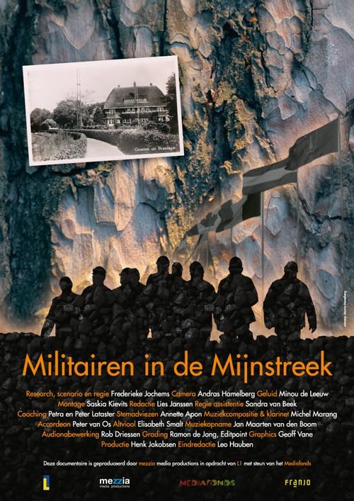 Militairen in de Mijnstreek